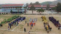 งานกีฬาสี ประจำปี 2563 ณ ลานกีฬาโรงเรียนศึกษาสงเคราะห์เชียงดาว วันที่ 27 กุมภาพันธ์ 2563